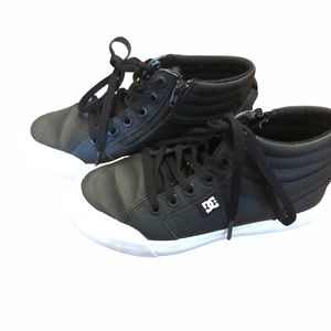 Boys 13T DC High Top Sneakers